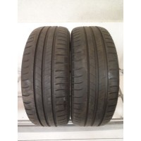 "2 tyres 205/60R16 96H ""Michelin"" 5mm!"